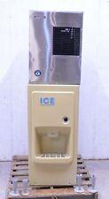 Hoshizaki Km-500Mwe Crescent Cube Ice Maker w/ Db-130C Dispensing Bin