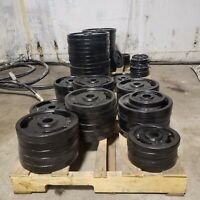 """2"""" Olympic Weight Plates,(Rejects) American Made PAINT DEFECTS, LIMITED SUPPLY!!"""