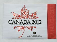 """2012 CANADA PROOF-LIKE MINT SET """"FAREWELL TO THE PENNY"""""""