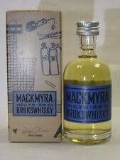 Mackmyra Brukswhisky Whisky 50 ml 41,1 % mini flaschen bottle miniature bottela