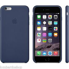 Apple (mky22zm/a) iPhone 6s Silicone Case Midnight Blue Mky22zm/a