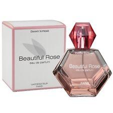 BEAUTIFUL ROSE woman Damen Eau de Parfum 100ml EdP. Danny Suprime Parfüm