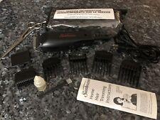 Sunbeam Appliances VTG Hair Clipper Kit  SBCL802 w/Accessories Fast Shipping
