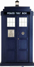 TARDIS TABLETOP DOCTOR WHO TABLETOP CARDBOARD CUTOUT
