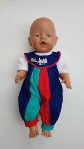Orginal Baby Born Zapf Creation mit Kleidung