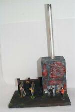 Stahlkamin mit Abmauerung, Spur G (LGB) 70034, Ferigmodell, GMK World of model