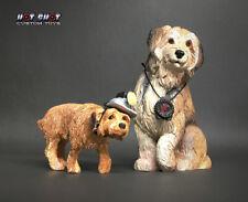1:6 scale Einstein Copernicus dogs Back Future DChung Hot Shot Custom Toys Doc
