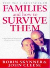 Families And How To Survive Them (Cedar Books)-John Cleese, Dr Robin Skynner