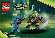 LEGO Alien Conquest 7049 Instruction Manual - Booklet Only