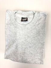 Nos Vintage Screen Stars Best Blank Ash Grey 50/50 T-Shirt Sz Xl Deadstock