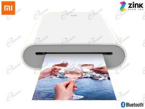 Stampante Foto Istantanee Telefono Smartphone Bluetooth Xiaomi Photo Print Zink