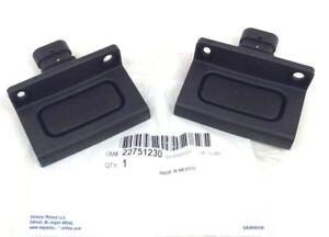 Chevrolet Corvette Door Handle Latch Exterior Release Switch Buttons Set Of 2 OE