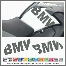 2x BMW Grey Fianco Serbatoio BMW R1200GS ADV 08-13 ADESIVI PEGATINA STICKERS