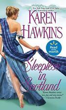 The MacLean Curse: Sleepless in Scotland 4 by Karen Hawkins (2009, Paperback)