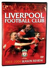 Liverpool FC DVD End Of Season Review 2003/2004 03/04