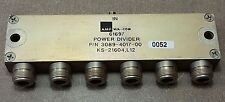 AMP M/A-COM Power Divider KS-21604, L12