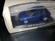 audi a3 sportback minichamps  1/43