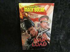 Don Pendleton's MACK BOLAN War Load Paperback