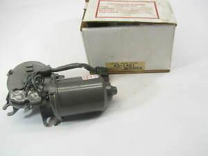 REMAN. OUT OF BOX 43-1481 FRONT Windshield Wiper Motor 1989-1998 Mazda MPV