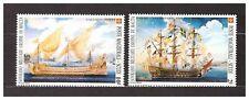 s31404) SMOM 1990 MNH**  Navi - Ships 2v