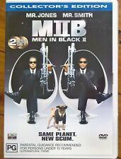 Men In Black Ii (Dvd, 2002, 2-Disc Set) Movie Collectors Edition R4