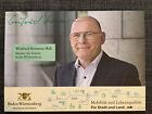 Handsignierte AK Autogrammkarte *WINFRIED HERMANN* Deutscher Politiker