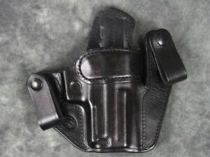 Milt Sparks Versa Max II VM-2 Leather Holster for Sig Sauer P229 with Rail
