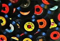 YOU SELECT 40 Disc Lot Variety 45 rpm Vinyl Records JukeBox 45's You Pick Genre
