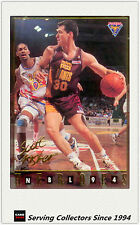 1994 Australia Basketball Card NBL Series 2 National Heroes NH11: Scott Fisher