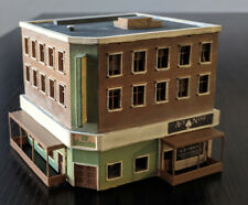Restaurant and Sports Bar - N Scale model