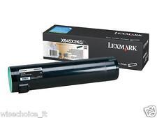 Lexmark X945X2KG Black Laser Toner Cartridge 36K