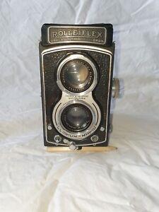 Roliflex  Franke And Hendriche Compur Rapid Camera  1935-1940
