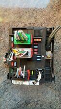 Peugeot CITROEN BSM-B3 Caja De Fusibles Módulo 9650618480 Siemens