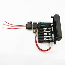 1J0937617D 1J0 937 773 Battery Fuse Box+ Cable Plug For VW Beetle Bora Golf MK4