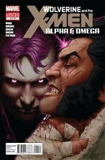 Wolverine & The X-Men - Alpha & Omega (2012) #4 of 5