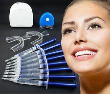 Profi MAXI Bleaching Set - Zahnbleaching Zahn Aufhellung weiß Gel weiße Zähne