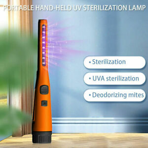Ultraviolet Sterilization Lamp 30 LED Lamp Bead Disinfection Tube Handheld