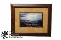 """22"""" Framed Photograph of Grand Canyon Picture America National Park Arizona"""