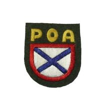 German WW2 Russian Army of Liberation.(POA).Embroidered.