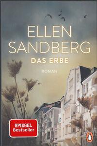 """Ellen Sandberg """"Das Erbe"""" - !Kostenloser Versand!"""