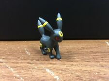 Used Official Pokemon plastic action figure Umbreon 1-2 Inches Tall U.S Seller