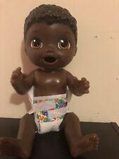 Baby Alive Super Snacks Snackin' Luke - African American Nurturing Toy