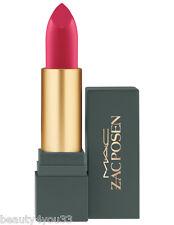 MAC Zac Posen Lipstick DANGEROUSLY RED Limited Edition