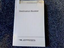 For Flight Simulator - Jeppesen Destination Booklet Flight simulators Airlines