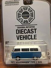 Greenlight Hollywood Series 1971 Volkswagen Type 2 Bus. Lost