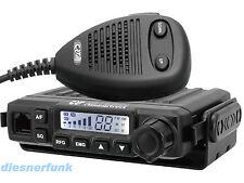 CRT Millenium mini CB Mobilfunkgerät mit Schnellhalter TOP Mod's möglich AM FM