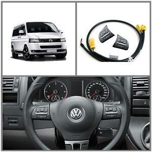 Volkswagen T5 Multifunktionslenkrad Nachrüstsatz MFL LFB Lenkradtasten VW