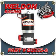 Weldon Racing D2035 A High Performance Fuel Pump Up 1400 Hp To 2400hp