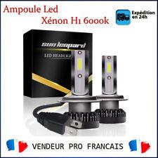 2x Ampoule H1 LED 6000K Xénon Blanc Voiture Feux Phare Lampe - HONDA