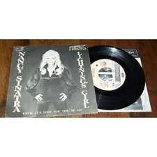 NANCY SINATRA - Lightning's Girl Rare French PS 7' Garage Psych Reprise 67'